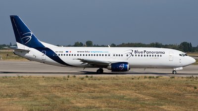 9H-HUE - Boeing 737-430 - Blue Panorama Airlines