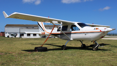 ZU-CRW - Shadow Lite Jabiru J430 - Private