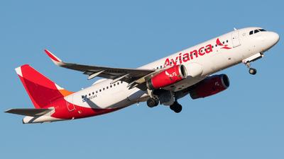 N603AV - Airbus A320-233 - Avianca Central America