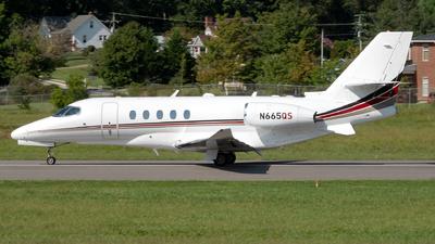 N665QS - Cessna Citation Latitude - NetJets Aviation