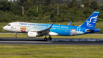 B-8695 - Airbus A320-214 - China Express Airlines