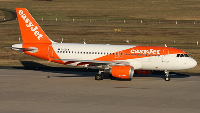 G-EZFW - Airbus A319-111 - easyJet