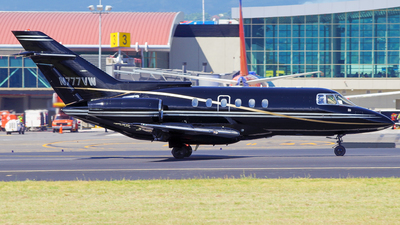 N777VW - Hawker Beechcraft 800XP - Private
