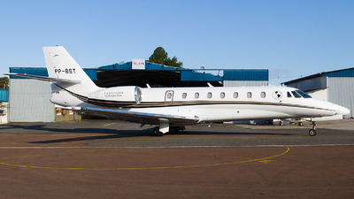 PP-BST - Cessna 680 Citation Sovereign - Private