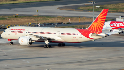 A picture of VTANI - Boeing 7878 Dreamliner - Air India - © Sandeep Pilania