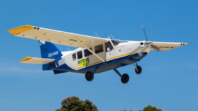 DQ-VAN - GippsAero GA8-TC320 - Joyce Aviation Services