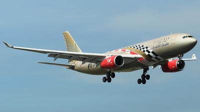 A picture of A9CKB - Airbus A330243 - [0281] - © Godwin Diega Gabuat