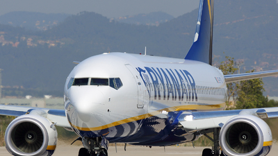EI-FTS - Boeing 737-8AS - Ryanair