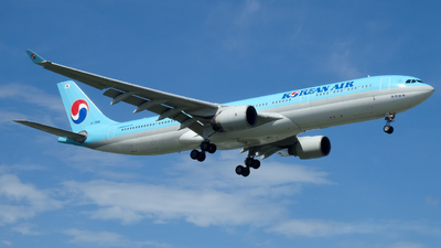 HL7586 - Airbus A330-323 - Korean Air