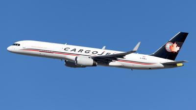 C-FGKJ - Boeing 757-223(SF) - Cargojet Airways