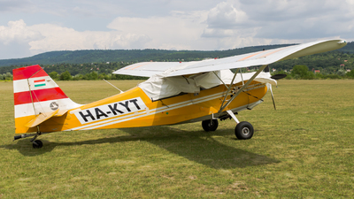 HA-KYT - Bellanca 7GCBC Citabria - Private