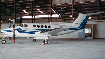 TG-CPG - Beechcraft B300 King Air - Guatemala - Air Force