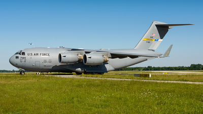 07-7189 - Boeing C-17A Globemaster III - United States - US Air Force (USAF)
