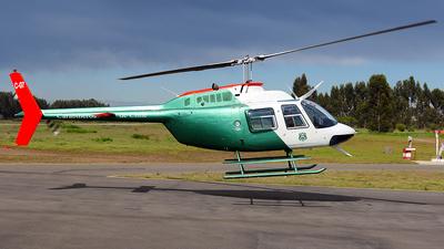 C-07 - Bell 206B JetRanger - Chile - Police