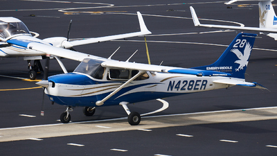 A picture of N428ER - Cessna 172S Skyhawk SP - [172S11451] - © Zachary Wilkie
