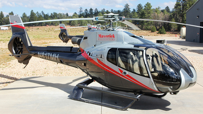 N817MH - Eurocopter EC 130B4 - Maverick Helicopters