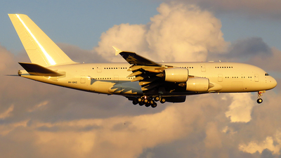 A picture of 9VSKC - Airbus A380841 - [006] - © shiyangliow