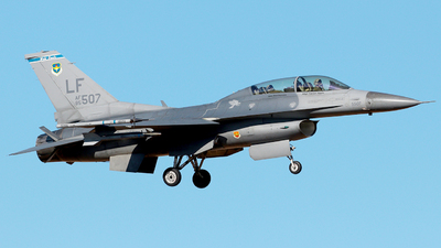 85-1507 - General Dynamics F-16D Fighting Falcon - United States - US Air Force (USAF)