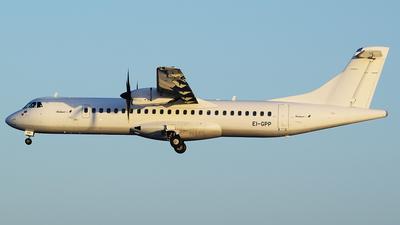 A picture of EIGPP - ATR 72600 - Stobart Air - © John Fitzpatrick