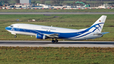 D-ACLW - Boeing 737-48E(SF) - CargoLogic Germany