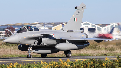 BS022 - Dassault Rafale EH - India - Air Force