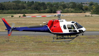 LN-OGN - Airbus Helicopters H125 - Helitrans