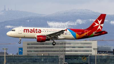 A picture of 9HAHS - Airbus A320214 - Air Malta - © Marius Bilz
