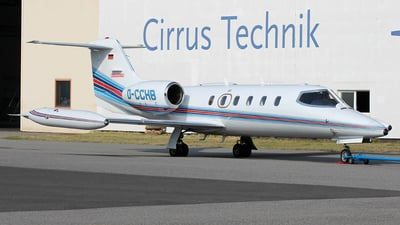 D-CCHB - Bombardier Learjet 35A - Private