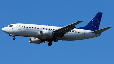 LZ-BOT - Boeing 737-322 - Bul Air