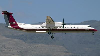 A picture of D2EUQ - De Havilland Canada Dash 8400 - [4322] - © Patricio Rodríguez