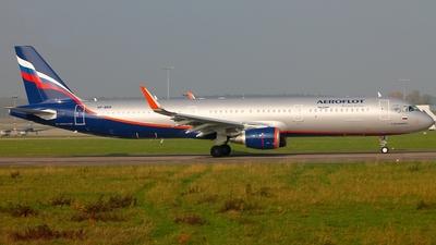 VP-BKR - Airbus A321-211 - Aeroflot