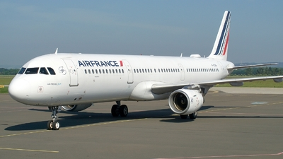 A picture of FGTAH - Airbus A321212 - Air France - © Hanys