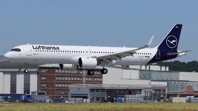 D-AVYU - Airbus A321-271NX - Lufthansa