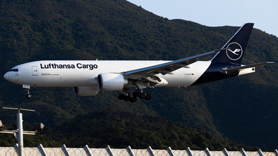A picture of DALFG - Boeing 777FBT - Lufthansa Cargo - © Angus Chae - Skies of Pearl