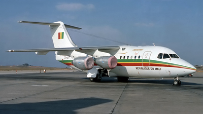 TZ-ADT - British Aerospace BAe 146-100 - Mali - Government