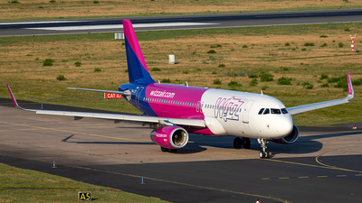 A picture of HALYT - Airbus A320232 - Wizz Air - © Markus Altmann