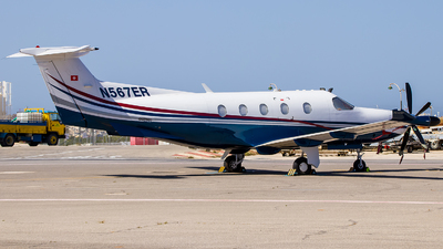 A picture of N567ER - Pilatus PC12/47E - [1139] - © RowenAquilina