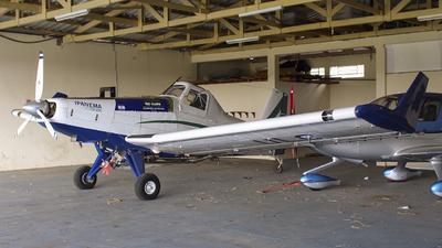 PT-ULC - Embraer EMB-202 Ipanema - Private