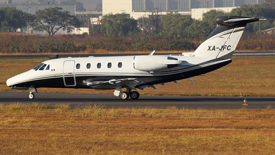 A picture of XAJFC - Cessna 650 Citation VII - [6507023] - © Rene Bernardo Olmos Bernal