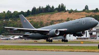 N842BA - Boeing KC-46A Pegasus - Boeing Company