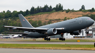 A picture of N842BA - Boeing KC46A Pegasus - Boeing - © Russell Hill