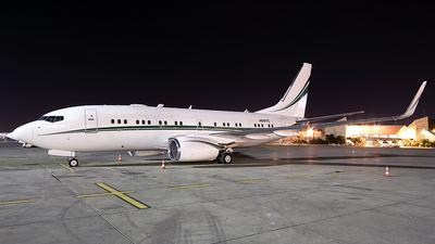 N50TC - Boeing 737-72T(BBJ) - Private