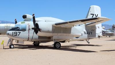 136468 - Grumman S-2F-1 Tracker - United States - US Navy (USN)