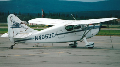 N4053C - Stinson 108-3 Voyager - Private