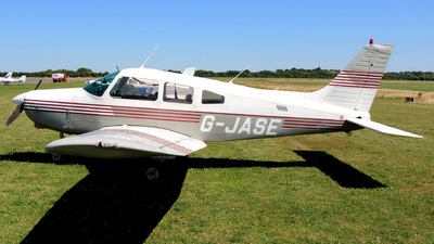 A picture of GJASE - Piper PA28161 - [288216056] - © David Cook