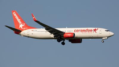 A picture of TCTJI - Boeing 7378S3 - Corendon Airlines - © Hanjo Schrenk