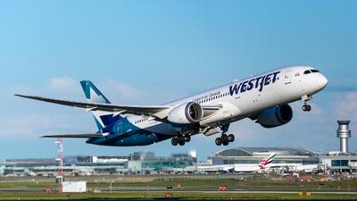 C-GMKS - Boeing 787-9 Dreamliner - WestJet Airlines