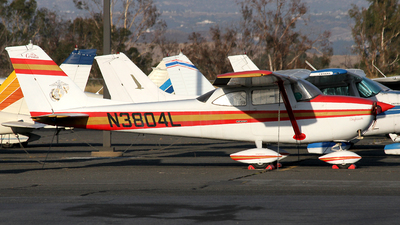 A picture of N3804L - Cessna 172G Skyhawk - [17253973] - © Bruno Orofino