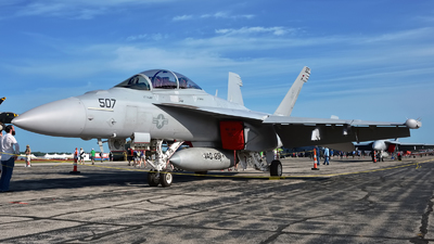 169207 - Boeing EA-18G Growler  - United States - US Navy (USN)
