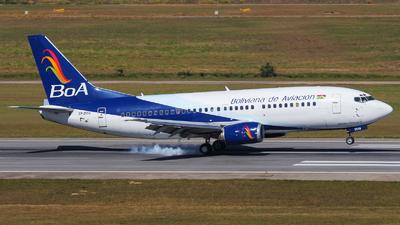 CP-2550 - Boeing 737-33A - Boliviana de Aviación (BoA)